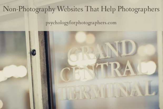 Non-Photography Websites That Help Photographers