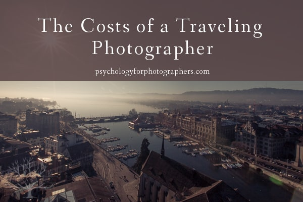 The Costs of a Traveling Photographer