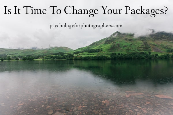 Is It Time To Change Your Packages?